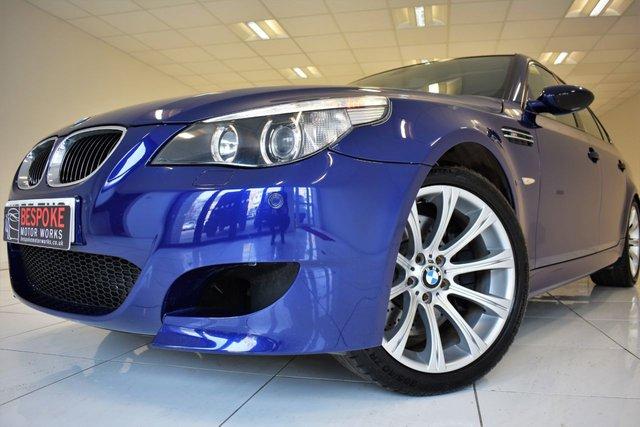 2005 55 BMW M5 5.0 SMG