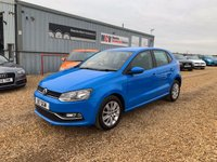 USED 2014 VOLKSWAGEN POLO 1.0 SE 5d 60 BHP