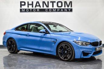 2014 BMW M4 3.0 M4 2d AUTO 426 BHP £31490.00