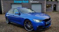2013 BMW 3 SERIES 330D M SPORT PLUS M-PERFORMANCE AUTO 255BHP £15650.00