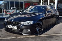 2016 BMW 3 SERIES 2.0 320D M SPORT 4d AUTO 188 BHP £18950.00