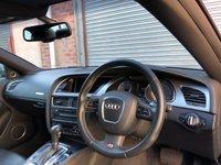 USED 2008 58 AUDI S5 4.2 FSI QUATTRO 3d AUTO 354 BHP SAT NAV/B&O/CARBON/XENON