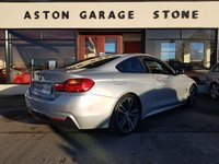 USED 2016 16 BMW 4 SERIES 3.0 430D M SPORT AUTO 255 BHP *M SPORT PLUS PACK* ** HUGE SPECIFICATION **