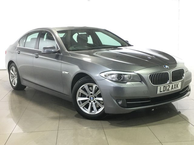 View our 2012 12 BMW 5 SERIES 2.0 520D EFFICIENTDYNAMICS 4d 181 BHP