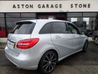 USED 2014 64 MERCEDES-BENZ B-CLASS 1.5 B180 CDI BLUEEFFICIENCY SPORT 5d **F/S/H** ** FULL SERVICE HISTORY * LEATHER * CAMERA **