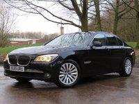 2009 BMW 7 SERIES 3.0 730D SE 4d AUTO 242 BHP £8844.00