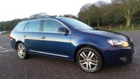 2012 VOLKSWAGEN GOLF 1.6 SE TDI BLUEMOTION 5d 103 BHP £4500.00