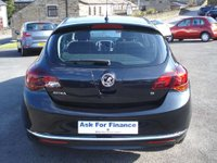 USED 2014 64 VAUXHALL ASTRA 1.6 SRI 5d 113 BHP LOW MILEAGE & FULL HISTORY