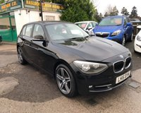 USED 2015 15 BMW 1 SERIES 1.6 116I SPORT 5d 135 BHP