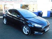 2015 FORD FOCUS 1.5 ZETEC NAVIGATOR  TDCI 5d 118 BHP £8495.00