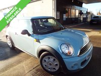 USED 2013 62 MINI HATCH FIRST 1.6 FIRST 3d 75 BHP