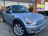 2006 MINI HATCH COOPER 1.6 COOPER 3d 118 BHP £3295.00