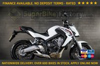 USED 2015 15 HONDA CB650 FA-E  GOOD & BAD CREDIT ACCEPTED, OVER 600+ BIKES IN STOCK