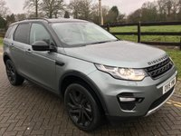 2015 LAND ROVER DISCOVERY SPORT 2.2 SD4 HSE LUXURY 5d AUTO 190 BHP £23999.00