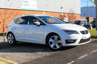 USED 2014 64 SEAT LEON 1.4 TSI FR TECHNOLOGY 5d 150 BHP