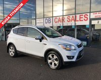 USED 2010 60 FORD KUGA 2.0 TITANIUM TDCI 2WD 5d 138 BHP NO DEPOSIT AVAILABLE, DRIVE AWAY TODAY!!
