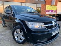 2008 DODGE JOURNEY 2.0 SXT CRD 5d AUTO 138 BHP £4495.00