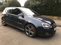 USED 2007 57 VOLKSWAGEN GOLF 2.0 GTI 3d 197 BHP