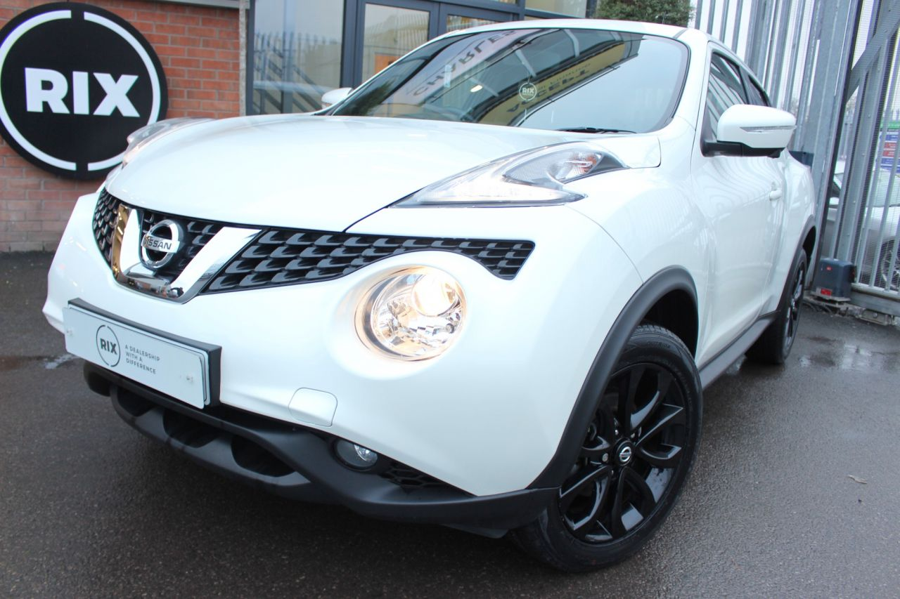 Used NISSAN JUKEfor sale