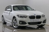 USED 2015 65 BMW 1 SERIES 2.0 120D XDRIVE M SPORT 5d AUTO 188 BHP