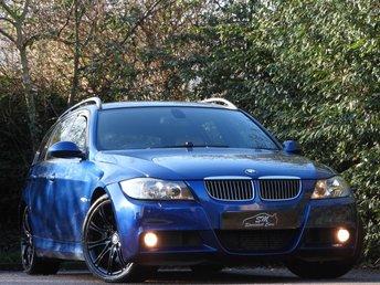 2007 BMW 3 SERIES 3.0 335D M SPORT TOURING 5d AUTO 282 BHP £5750.00
