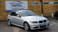 2011 BMW 3 SERIES 2.0 318D M SPORT 4d AUTO 141 BHP £9284.00