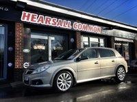 2006 VAUXHALL SIGNUM 1.9 EXCLUSIV CDTI 16V 5d AUTO 150 BHP £1495.00