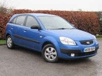USED 2008 58 KIA RIO 1.4 CHILL 5d  * IDEAL FIRST CAR * GREAT VALUE *