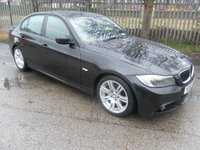 2019 BMW 318d 318 DIESEL M-SPORT STEP AUTOMATIC 4 DOOR £7495.00
