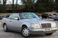 USED 1996 P MERCEDES-BENZ E CLASS 2.2 E220 2d 150 BHP PART EXCHANGE TO CLEAR.