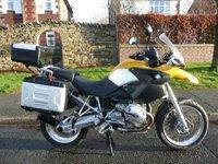 2005 BMW R SERIES 1170cc R 1200 GS 04  £4595.00