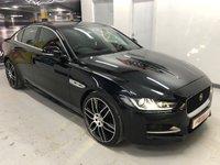 2016 JAGUAR XE 2.0 R-SPORT 4d AUTO 178 BHP £17995.00