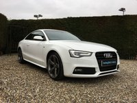 USED 2012 AUDI A5 S LINE BLACK EDITION TDI