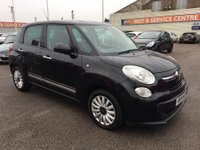 USED 2014 14 FIAT 500L 1.6 MULTIJET POP STAR 5d 105 BHP GOT A POOR CREDIT HISTORY * DON'T WORRY * WE CAN HELP * APPLY NOW *