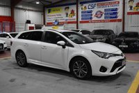 2015 TOYOTA AVENSIS 2.0 D-4D BUSINESS EDITION PLUS 5d 141 BHP £10495.00