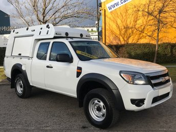 2011 FORD RANGER 2.5 XL 4X4 D/SUPER CAB TDCI 143 [ MOBILE WORKSHOP ]  £6950.00
