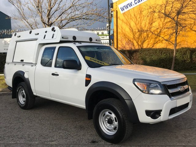 2011 11 FORD RANGER 2.5 XL 4X4 S/CAB TDCI 143 [ MOBILE WORKSHOP ] Massive Saving!!