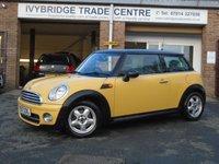 2007 MINI HATCH COOPER 1.6 COOPER D 3d 108 BHP £2495.00