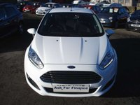 USED 2016 16 FORD FIESTA 1.2 ZETEC 5d 81 BHP 1 OWNER FULL HISTORY LOW MILES