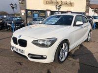 2014 BMW 1 SERIES 1.6 116I SPORT 3d 135 BHP £SOLD