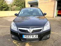 USED 2007 57 VAUXHALL VECTRA 1.8 VVT SRI 5 DR ESTATE, ONLY 81K JUST SERVICED, 2 FORMER KEEPERS  ONLY 2 FORMER KEEPERS SERVICE HISTORY, 81K, PX TO CLEAR
