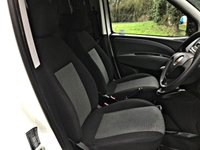 USED 2016 66 FIAT DOBLO 1.2 16V MULTIJET MAXI  90 BHP ULTRA LOW EMISSION ZONE COMPLIANT  ULTRA LOW EMISSION ZONE COMPLIANT