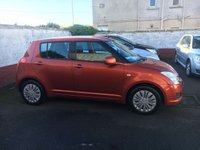 2010 SUZUKI SWIFT 1.3 GL 5d 91 BHP £SOLD