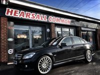USED 2009 59 MERCEDES-BENZ C-CLASS 2.1 C220 CDI BLUEEFFICIENCY SPORT 4d 170 BHP