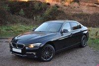 2014 BMW 3 SERIES 2.0 320D LUXURY 4d AUTO 184 BHP £12995.00