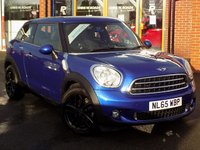 USED 2015 65 MINI PACEMAN 1.6 Cooper 3dr (Chili Pack) ** Upgrade Alloys + Btooth **