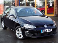 USED 2015 65 VOLKSWAGEN GOLF 1.6 TDi Match 5dr  *Adaptive Cruise + Bluetooth*