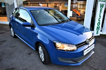 2010 VOLKSWAGEN POLO 1.4 SE 3d 85 BHP LOW MILES FULL HISTORY £6490.00