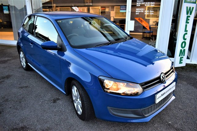 2010 60 VOLKSWAGEN POLO 1.4 SE 3d 85 BHP LOW MILES FULL HISTORY