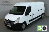 USED 2017 67 RENAULT MASTER 2.3 LM35 BUSINESS PLUS DCI 130 BHP AIR CON LWB EURO 6 AIR CONDITIONING EURO 6 ECO